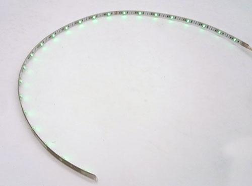 Светодиодная  лента 3528RGM для светящихся кроссовок.