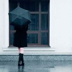 Подбор обуви для дождливой погоды