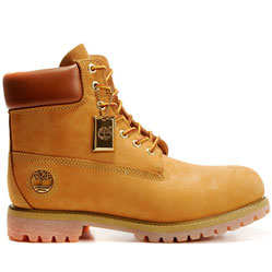 Timberland «MENS/HOMMES» 6 in prem st lux wheat/ble 10061 Original