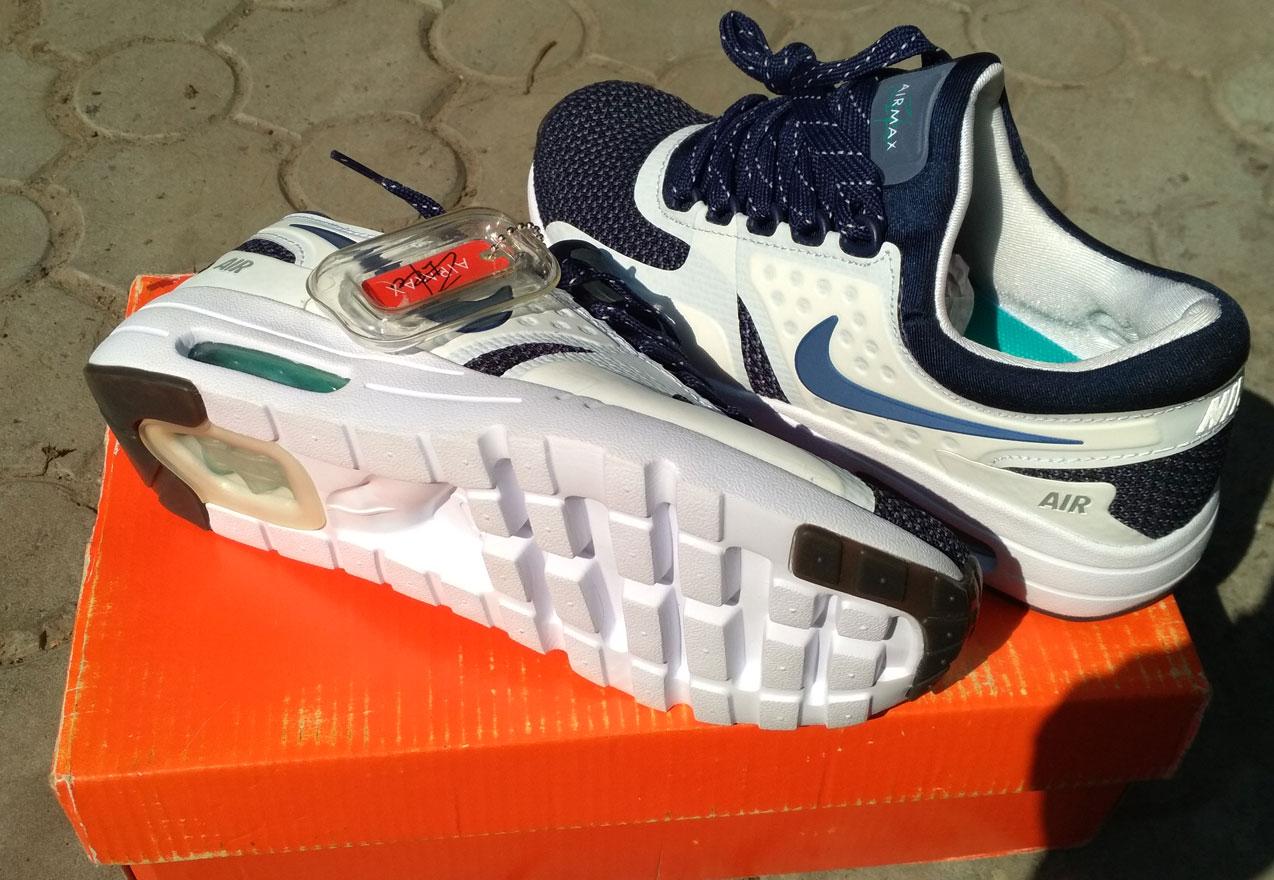 большое фото №5 Кроссовки Nike Air Max Zero QS Топ качество