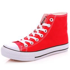 Красные женские кеды RenBen 1159 8635