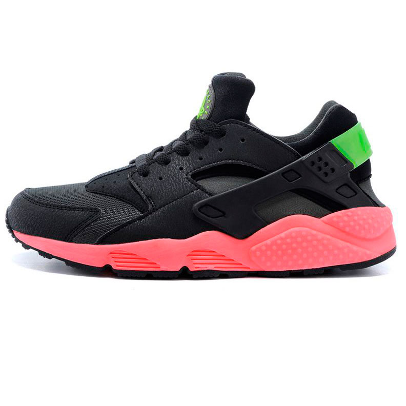 фото main Nike Huarache 318429 black-red-green main