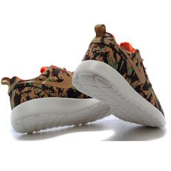 фото back Мужские кроссовки Nike Roshe Run хаки back