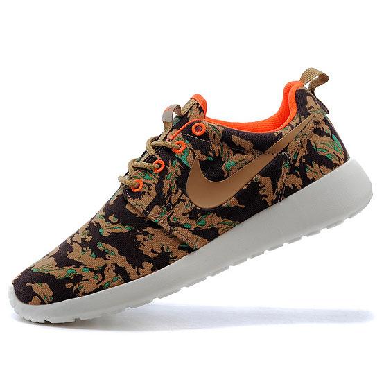 фото main Мужские кроссовки Nike Roshe Run хаки main