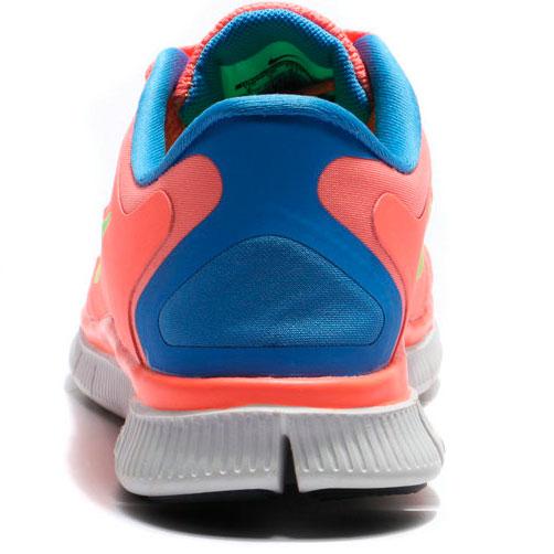 фото bottom Nike Free 5.0+ розовые 850591 568 bottom