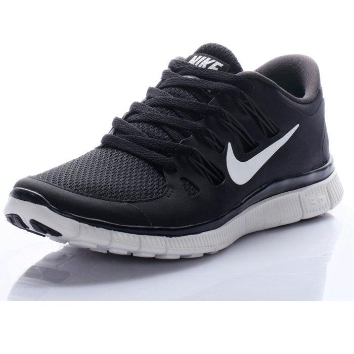 фото back Женские кроссовки для бега Nike Free 5.0+ черные back