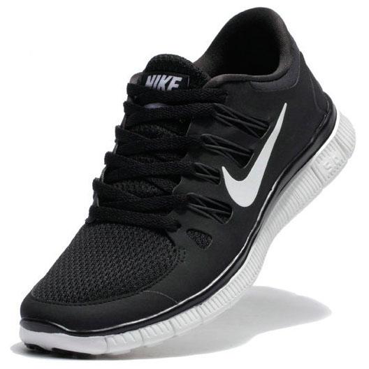 фото main Женские кроссовки для бега Nike Free 5.0+ черные main