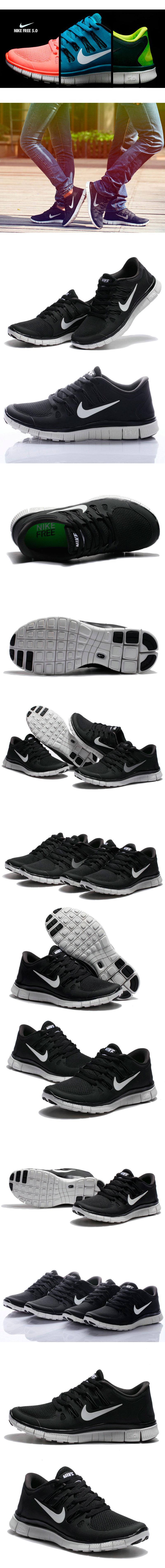 большое фото №6 Женские кроссовки для бега Nike Free 5.0+ черные