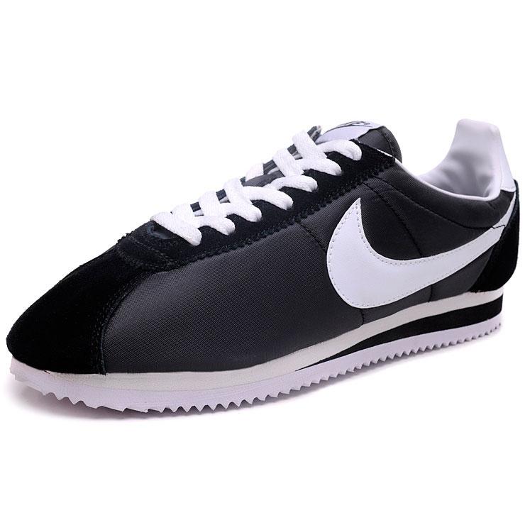 фото main Nike Classic Cortez Nylon 09 черные main