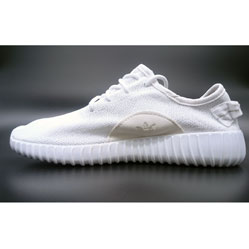 Adidas Kanye West Yeezy 350 all white