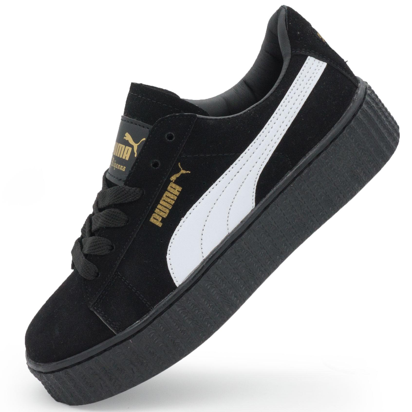 фото кроссовок Puma-Rihanna