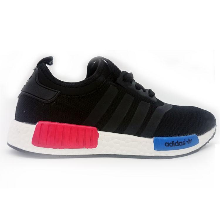 фото main Кроссовки Adidas boost NMD черные main
