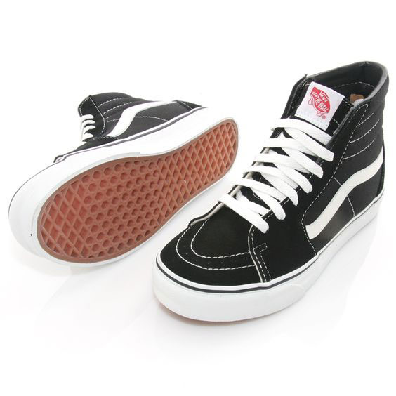 фото main Vans Classic old skool  Black White main