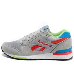 фото Мужские кроссовки Reebok GL6000 V47347 GREY/ RED/BLUE