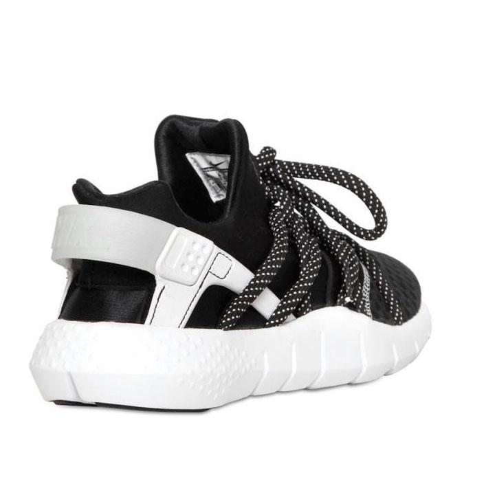 фото bottom Nike Huarache NM черно-белые. Топ качество! bottom