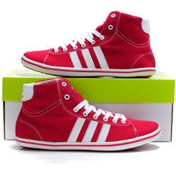 Мужкие кроссовки Adidas NEO UNITY красные