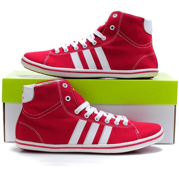 фото main Мужкие кроссовки Adidas NEO UNITY красные main