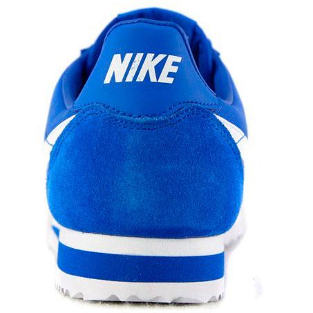 фото bottom Кроссовки Nike Classic Cortez Nylon 09 Синие. Топ качество! bottom