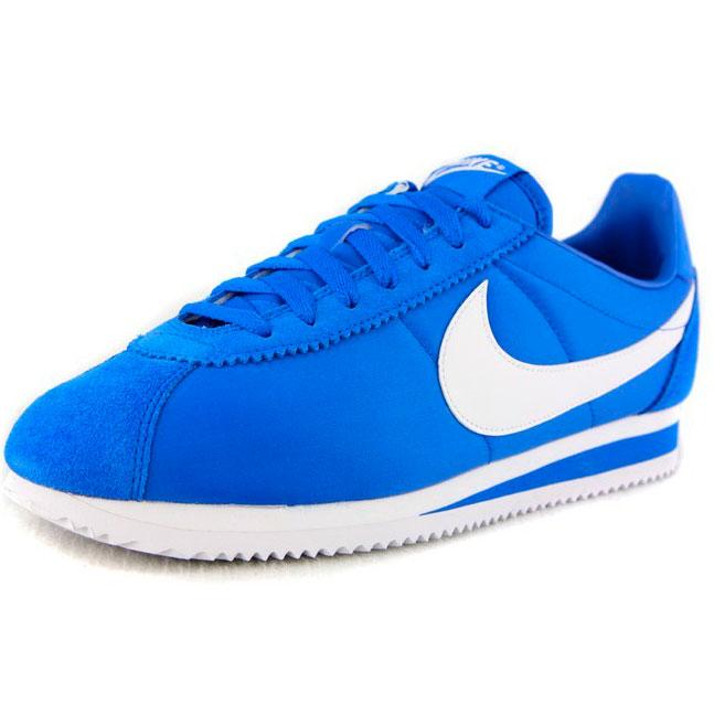 фото main Кроссовки Nike Classic Cortez Nylon 09 Синие. Топ качество! main