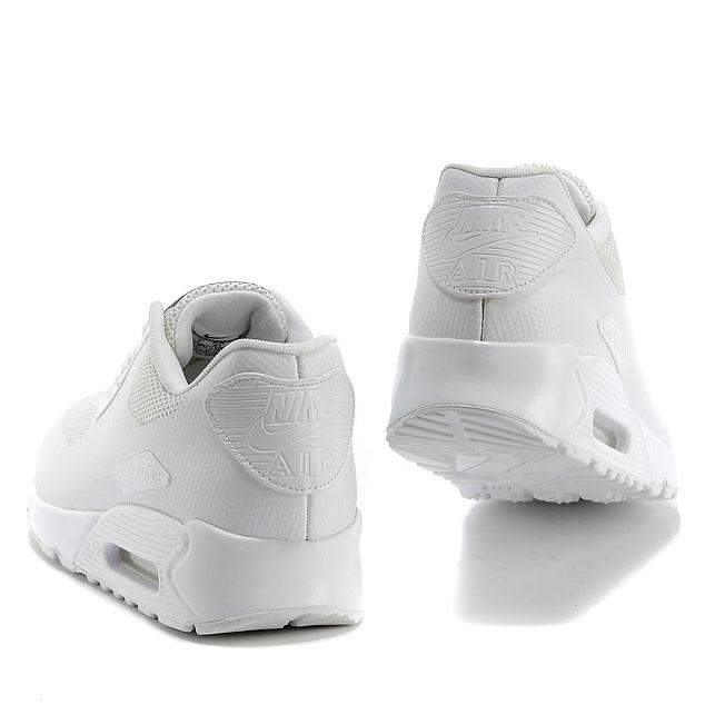 фото bottom Nike Air Max 90 белые - Топ качество! bottom