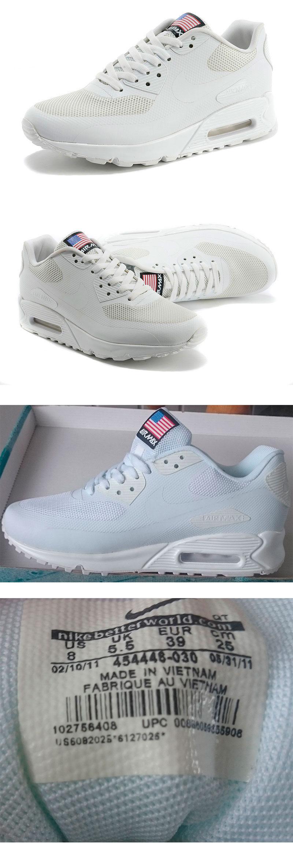 большое фото №6 Nike Air Max 90 белые - Топ качество!