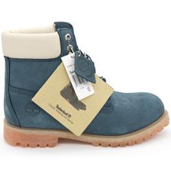 Ботинки Тимберленд синие 26578 - Топ качество!