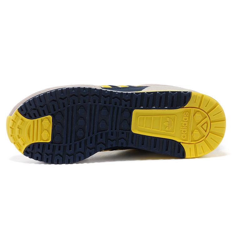 фото back Adidas zx630 серые с желтым - Топ качество back