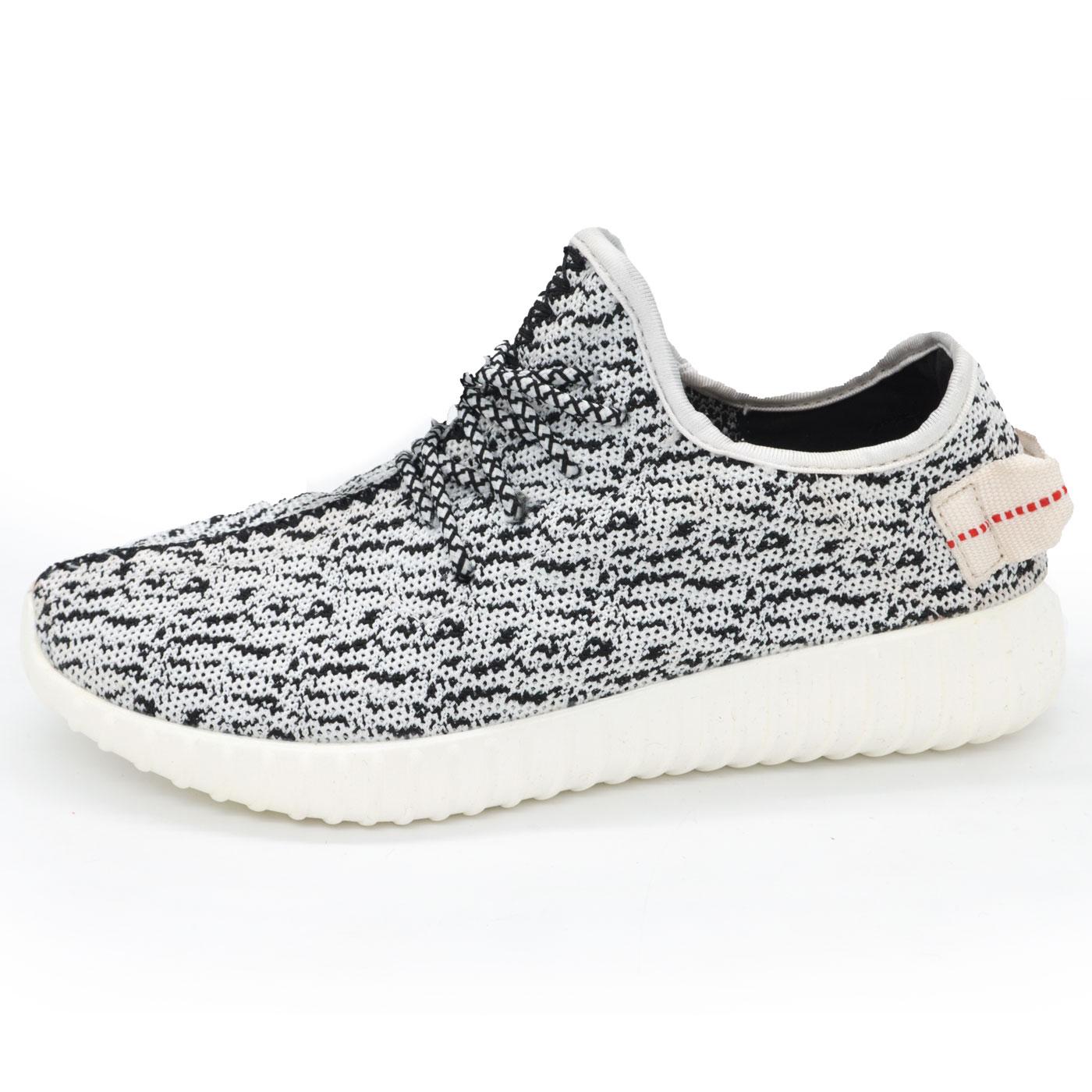 фото main Кроссовки Adidas Kanye West Yeezy 350 белые main