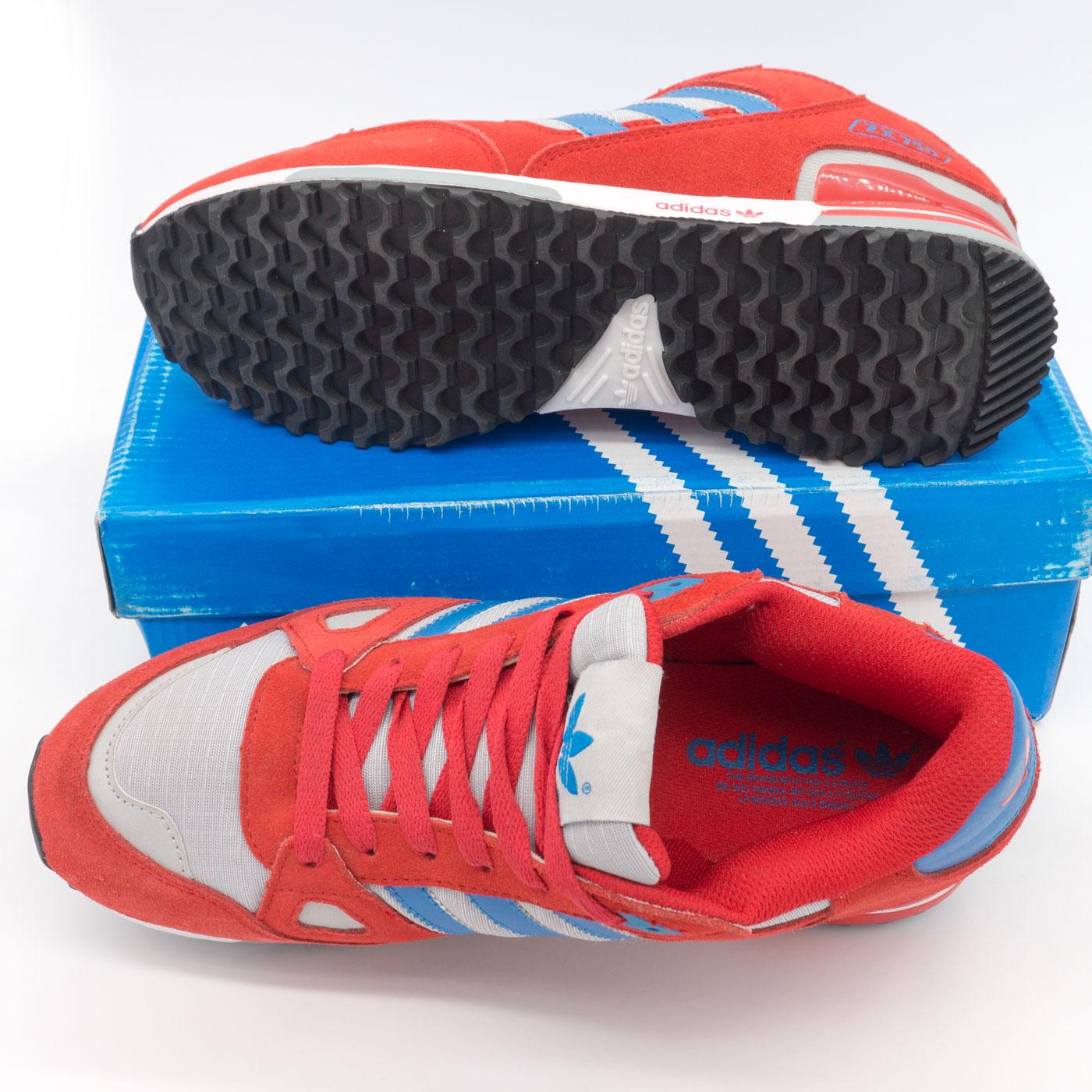 фото bottom Adidas zx750 красные - Топ качество bottom