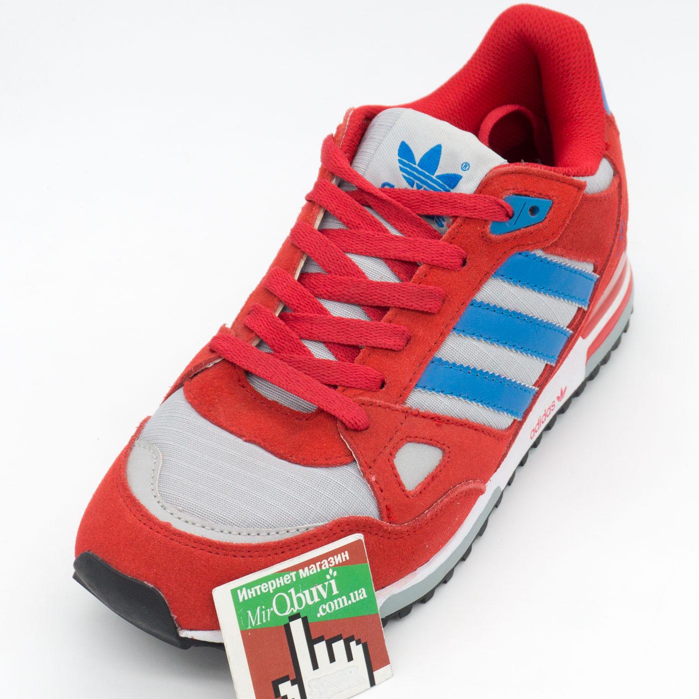фото front Adidas zx750 красные - Топ качество front