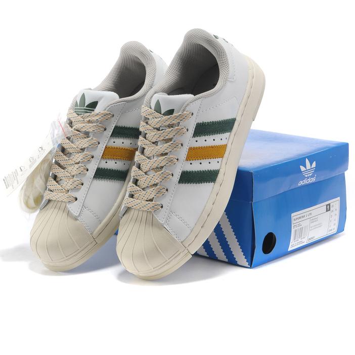 фото bottom Женские кроссовки Adidas superstar 2 Lite белые Топ качество bottom