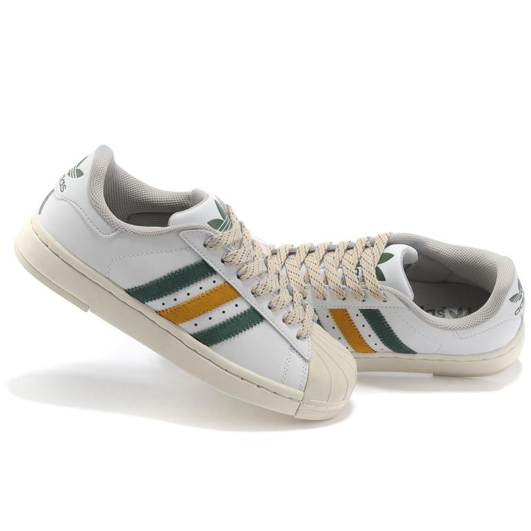 фото front Женские кроссовки Adidas superstar 2 Lite белые Топ качество front