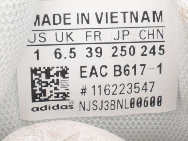 большое фото №5 Кроссовки Adidas superstar черные - золото