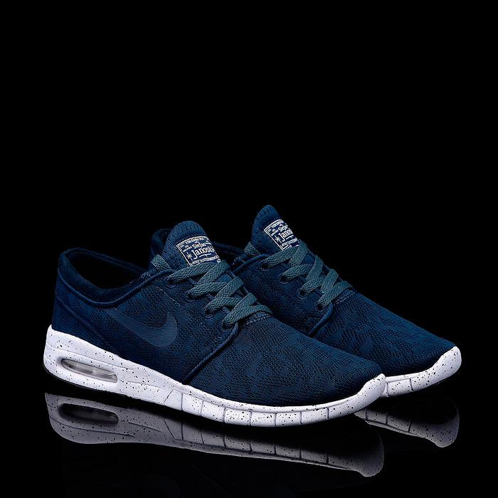 фото back Nike SB Stefan Janoski Max 631303 441 back