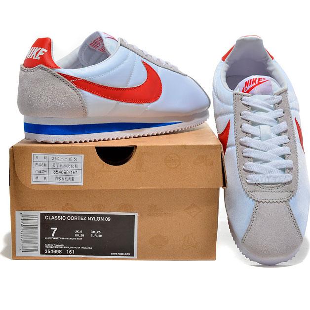 фото bottom Женские кроссовки Nike Classic Cortez Nylon 09 белые. Топ качество! bottom
