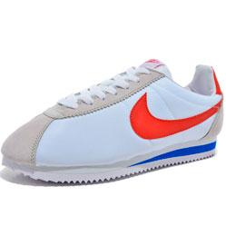 Nike Classic Cortez Nylon 09 (white/red)