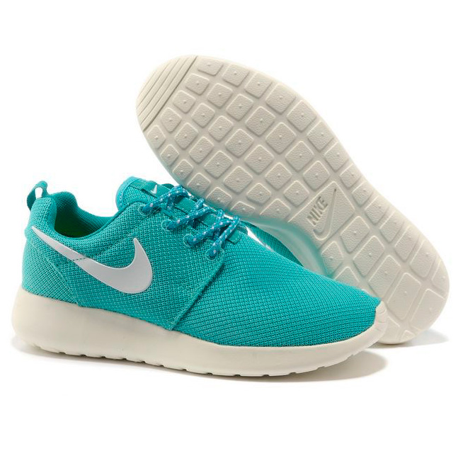фото front Nike Roshe Run берюзовые. Топ качество!!! front