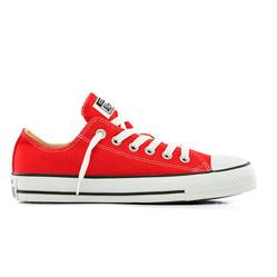 Кеды Converse низкие красные - Топ качество!