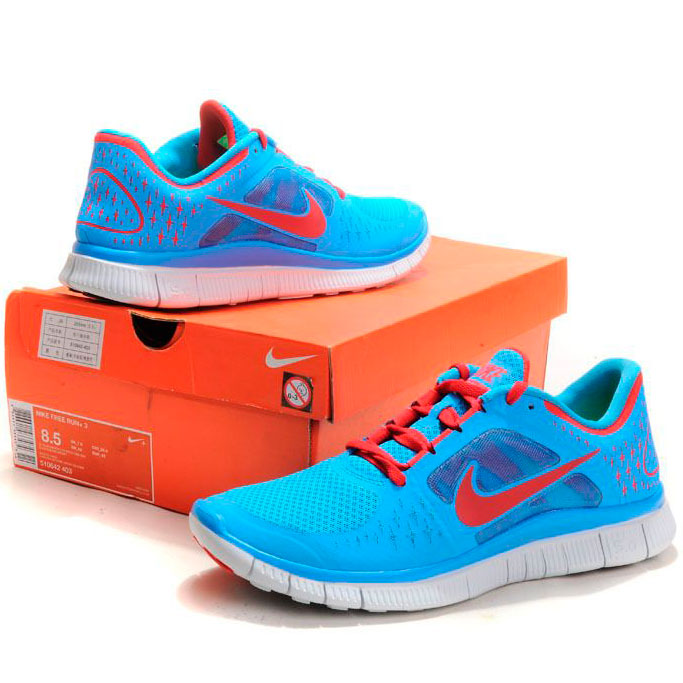 фото front Nike Free Run 3  5.0 510643 403  front