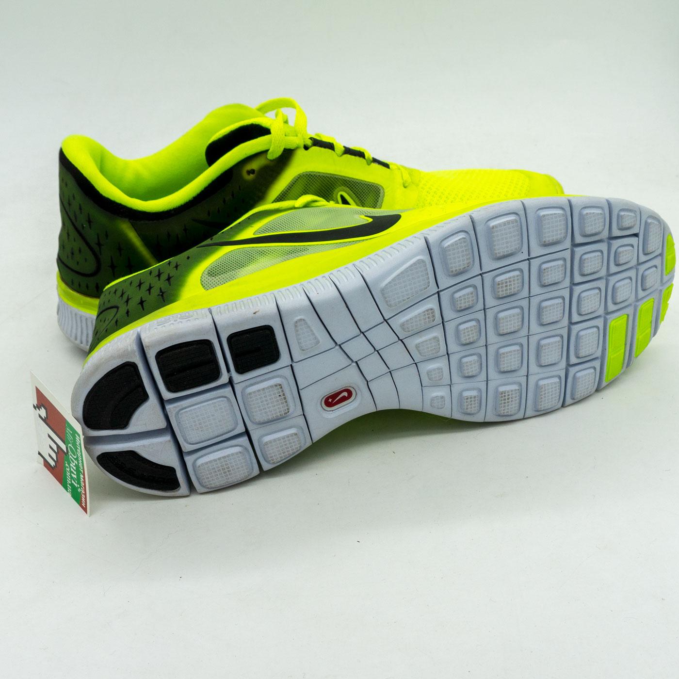 фото back Женские кроссовки для бега Nike Free Run 3 берюзовые back