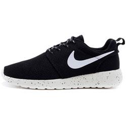 Nike Roshe Run черно белые в крапинку. Топ качество!!!