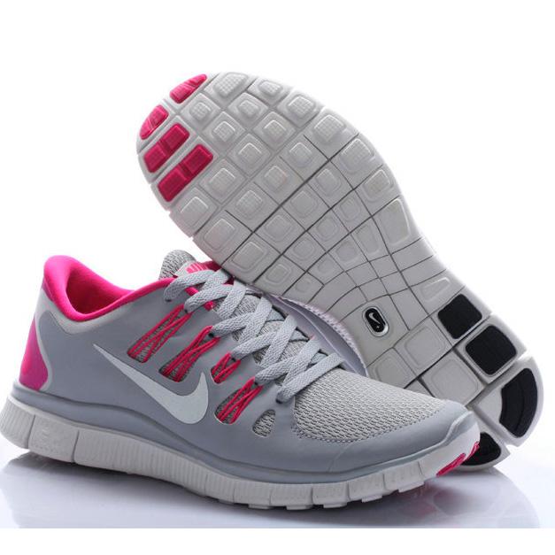 фото back Nike Free 5.0+ 579959 061 серые back