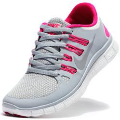 Nike Free 5.0+ 579959 061 серые