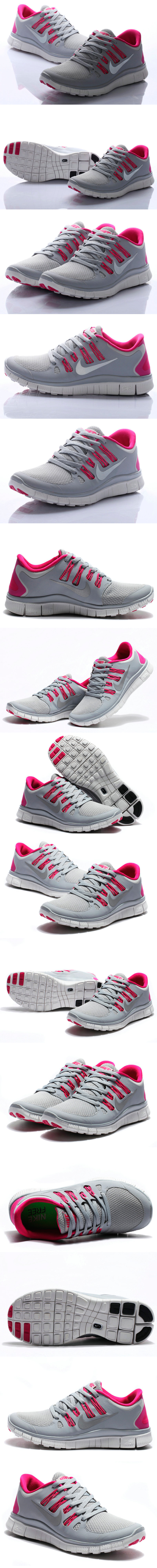 большое фото №6 Nike Free 5.0+ 579959 061 серые