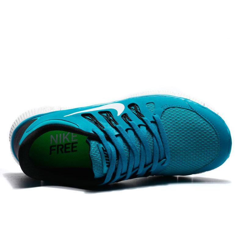 фото back Женские кроссовки для бега Nike Free 5.0+  берюзовые back