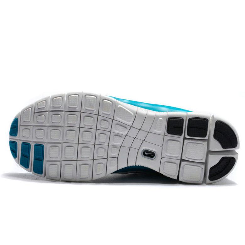 фото bottom Женские кроссовки для бега Nike Free 5.0+  берюзовые bottom
