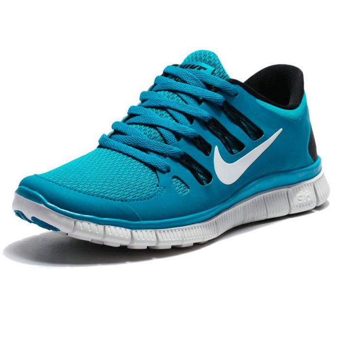 фото main Женские кроссовки для бега Nike Free 5.0+  берюзовые main