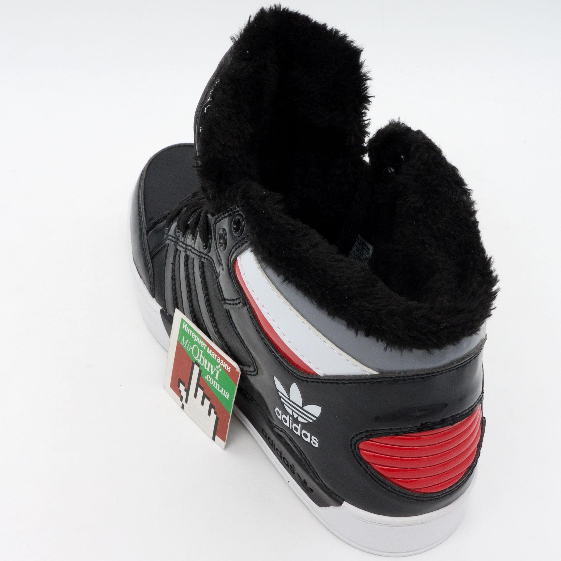 фото back Зимние кроссовки Adidas G21405 черные back