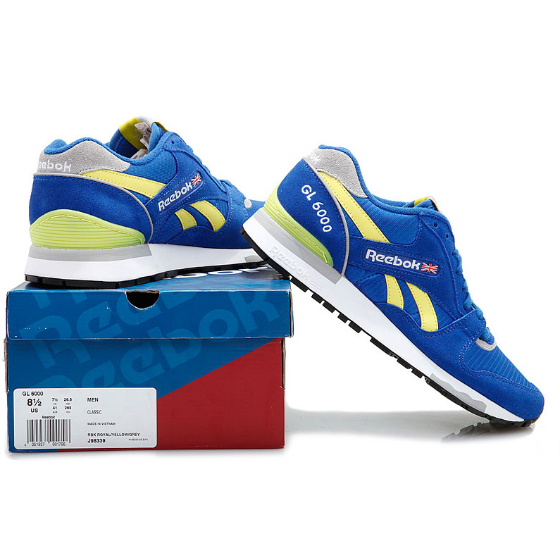 фото bottom Reebok GL6000 J98339  RBK/YELLOW/GREY bottom