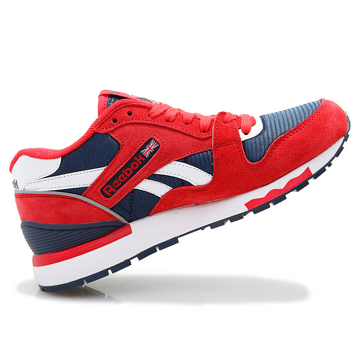 фото bottom Женские кроссовки Reebok GL6000 J98338D ATTACK/ ATHLETIC NAVY/ WHITE bottom